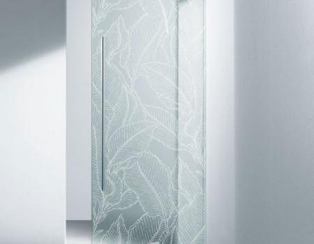 Etched Glass Internal Door 2