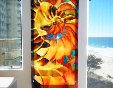 Printed Glass Splashback Brisbane 2