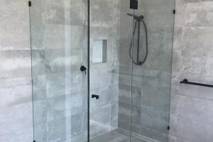 Frameless Shower Screens Gold Coast gallery image 1