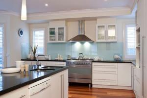 Glass Splashback Light Blue  gallery image 3
