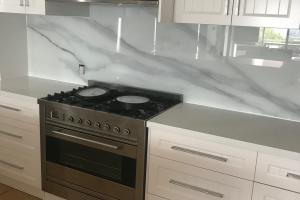 Marble Kitchen Splashback Brisbane gallery image 3