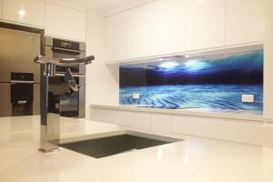 Ocean Printed Glass Splashback gallery image 3